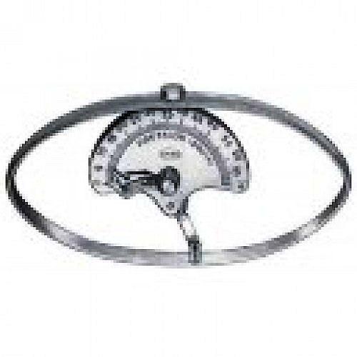 Dinamómetro de Collin para Evaluar la Fuerza Muscular, Adulto