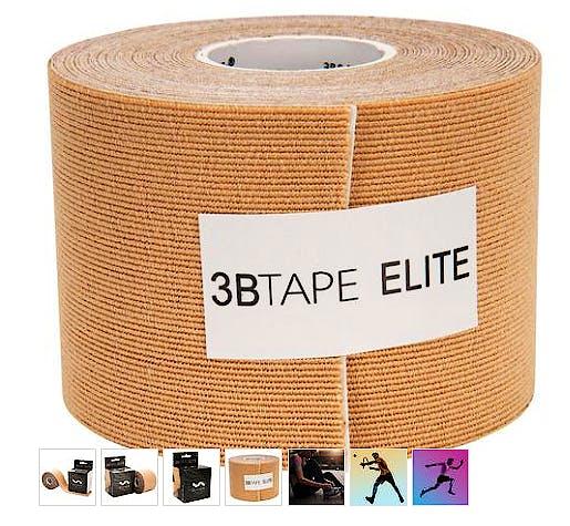 3B Tape Elite Beige, Rollo de 5 cm. x 5 m.