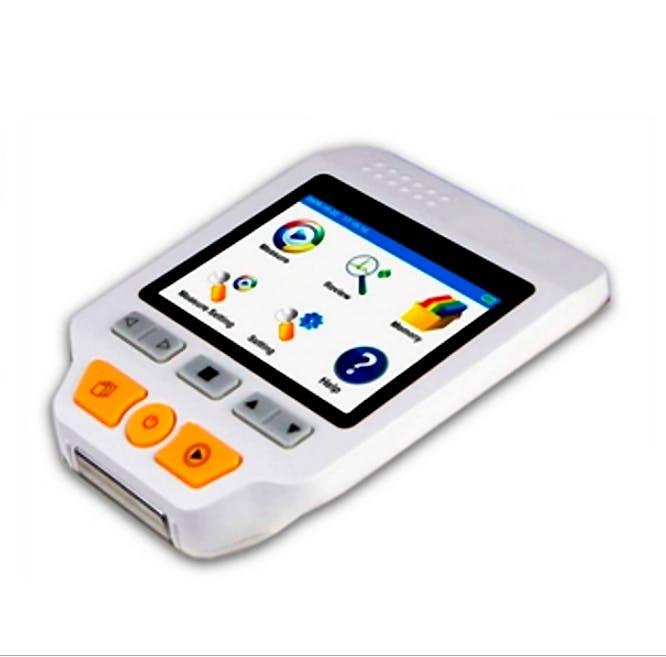 Electrocardiógrafo Portátil de 3 Canales Cardio-C
