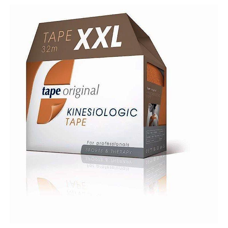 Tape Original Kinesiologic Tape Beige XXL 32 m.