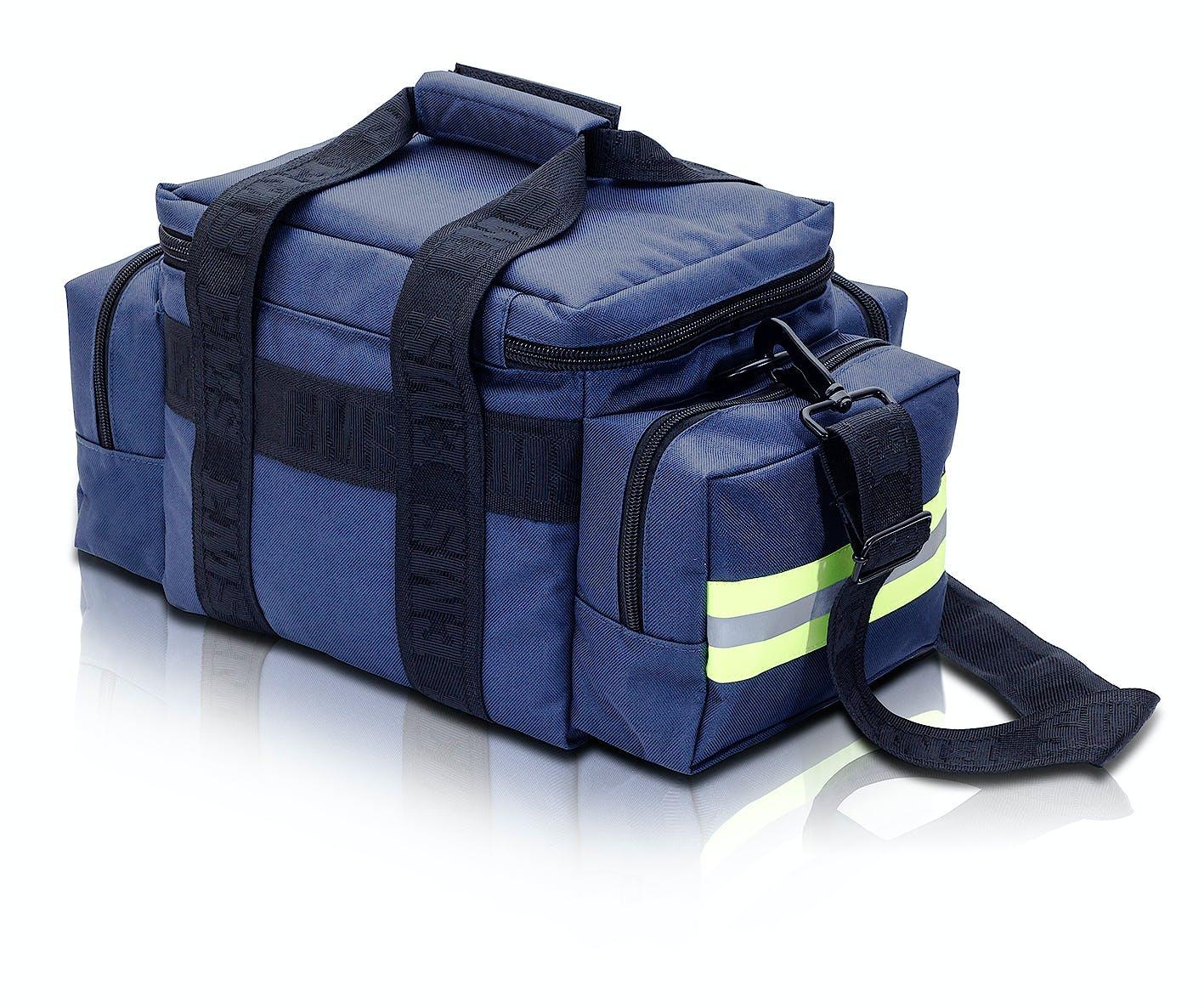 Bolsa Ligera Emergencias de Loneta Azul Modelo EM13.014