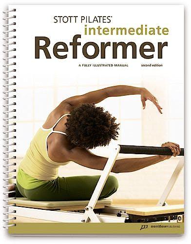 Portada del libro 9783596036288 Stott Pilates Intermediate Reformer