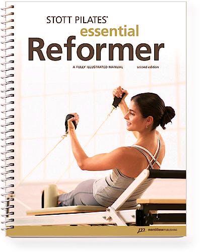 Portada del libro 9783596296217 Stott Pilates Essential Reformer