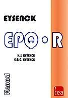 Portada del libro 9783608503807 EPQ-R Ejemplares Autocorregibles (25 ejemplares)