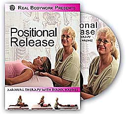 Positional Release. Manual Therapy with Diana Haynes (DVD 2 Hr. 56 min.)