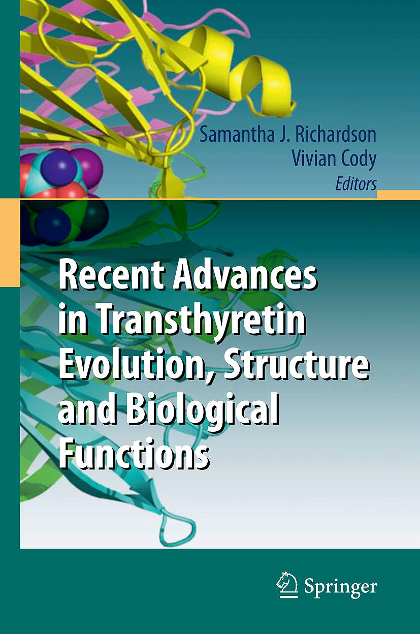 Portada del libro 9783642006456 Recent Advances in Transthyretin Evolution, Structure and Biological Functions