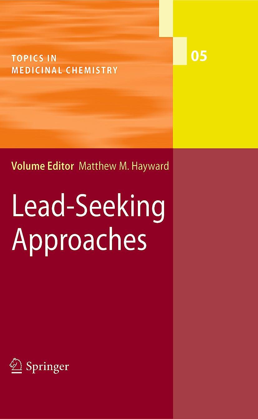 Portada del libro 9783642010743 Lead-Seeking Approaches