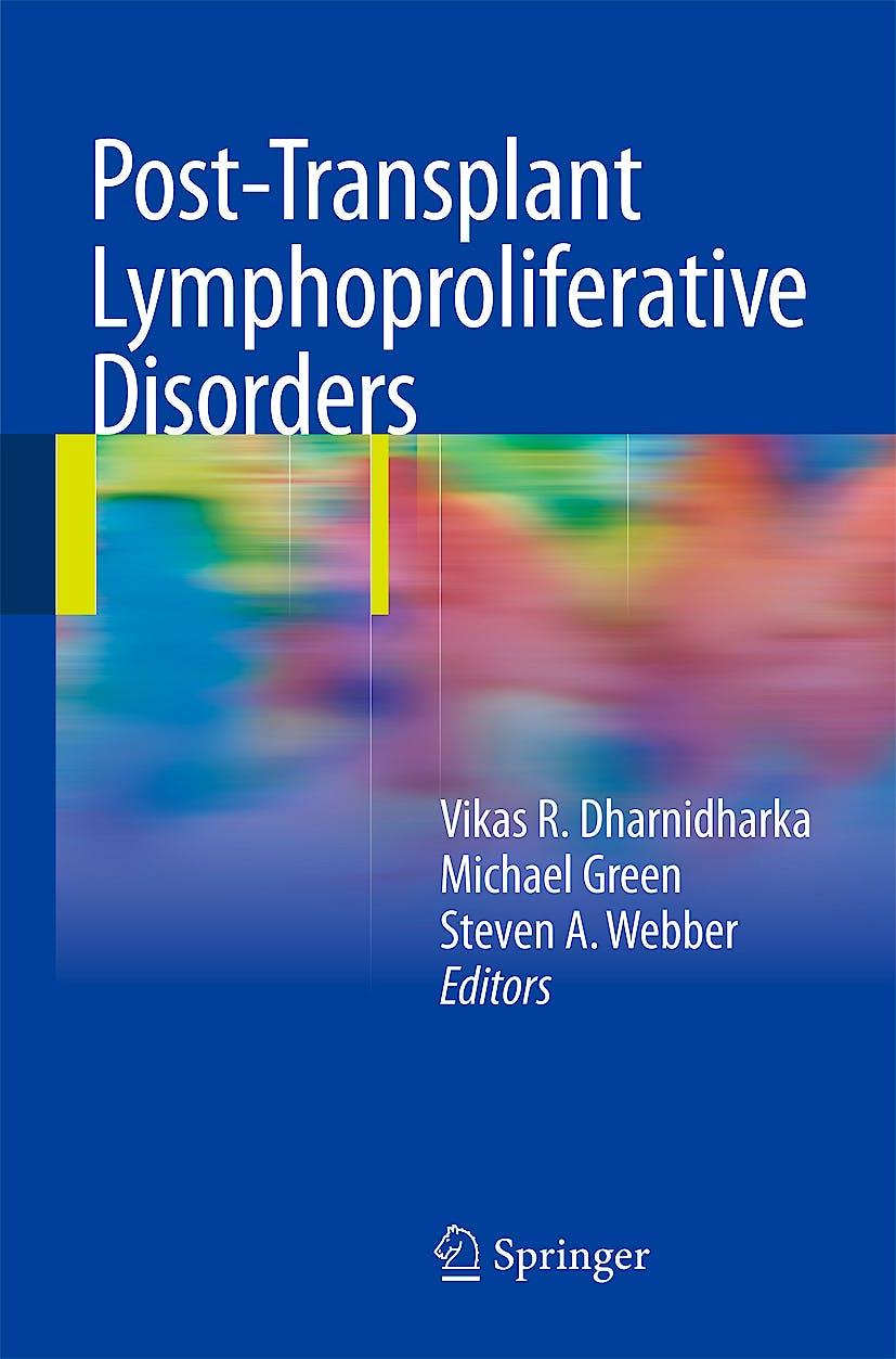 Portada del libro 9783642016523 Post-Transplant Lymphoproliferative Disorders