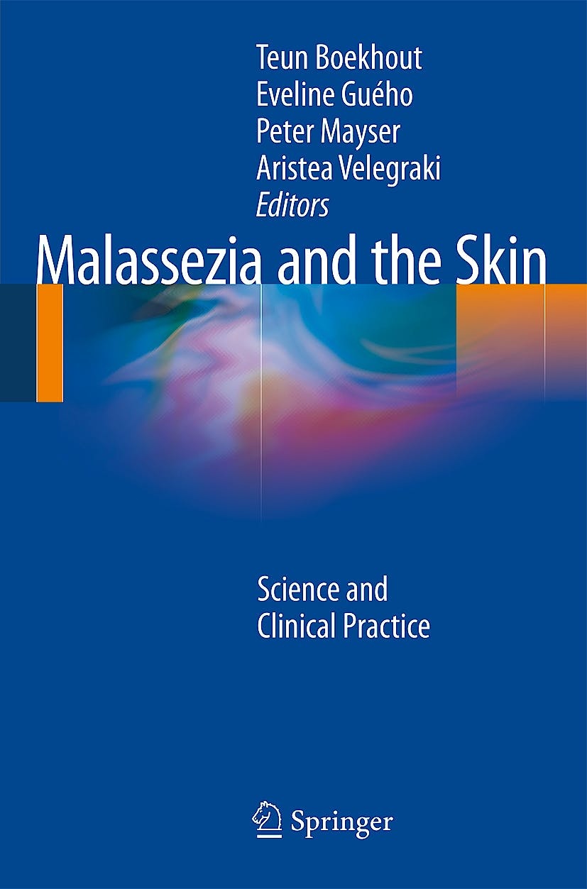 Portada del libro 9783642036156 Malassezia and the Skin. Science and Clinical Practice