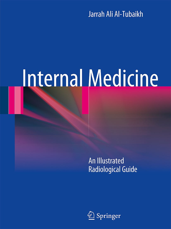 Portada del libro 9783642037085 Internal Medicine. an Illustrated Radiological Guide