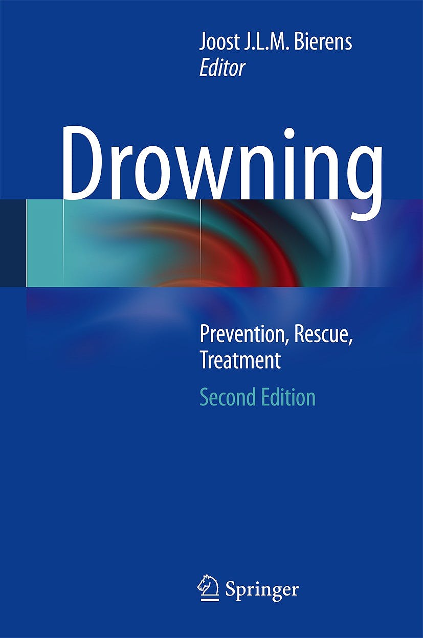 Portada del libro 9783642042522 Drowning. Prevention, Rescue, Treatment