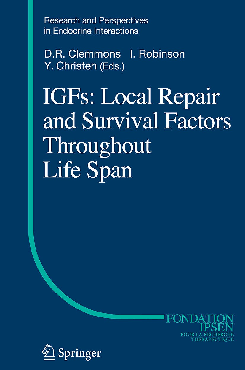 Portada del libro 9783642043017 Igfs: Local Repair and Survival Factors throughout Life Span