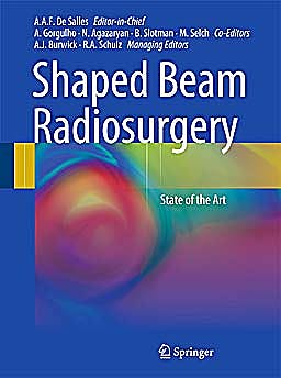 Portada del libro 9783642111501 Shaped Beam Radiosurgery. State of the Art