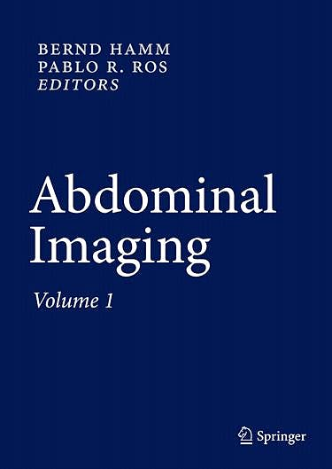Portada del libro 9783642151392 Abdominal Imaging, 4 Vols. (Print + Ebook)