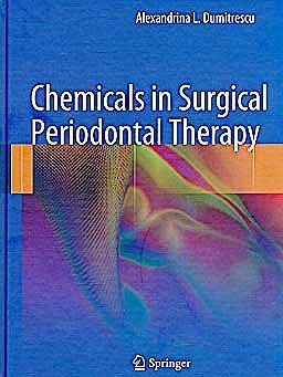 Portada del libro 9783642182242 Chemicals in Surgical Periodontal Therapy