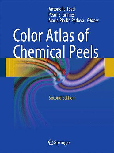 Portada del libro 9783642202698 Color Atlas of Chemical Peels