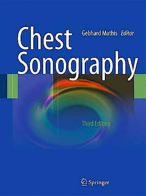 Portada del libro 9783642212468 Chest Sonography