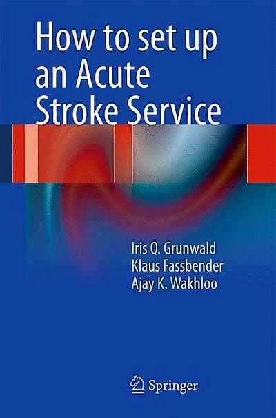Portada del libro 9783642214042 How to Set up an Acute Stroke Service