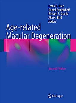 Portada del libro 9783642221064 Age-Related Macular Degeneration