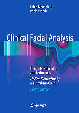 Portada del libro 9783642272271 Clinical Facial Analysis. Elements, Principles, and Techniques