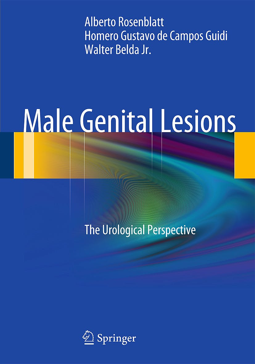 Portada del libro 9783642290169 Male Genital Lesions. the Urological Perspective