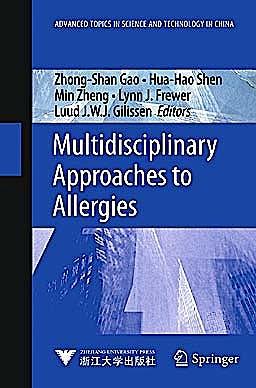 Portada del libro 9783642316081 Multidisciplinary Approaches to Allergies