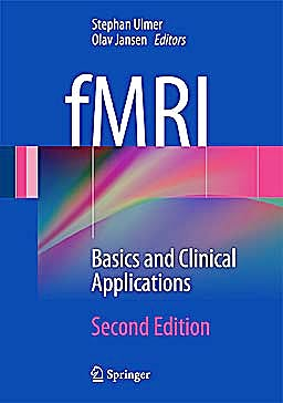 Portada del libro 9783642343414 Fmri. Basics and Clinical Applications
