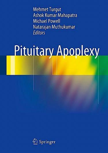 Portada del libro 9783642385070 Pituitary Apoplexy