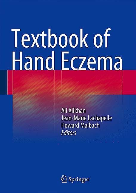 Portada del libro 9783642395451 Textbook of Hand Eczema
