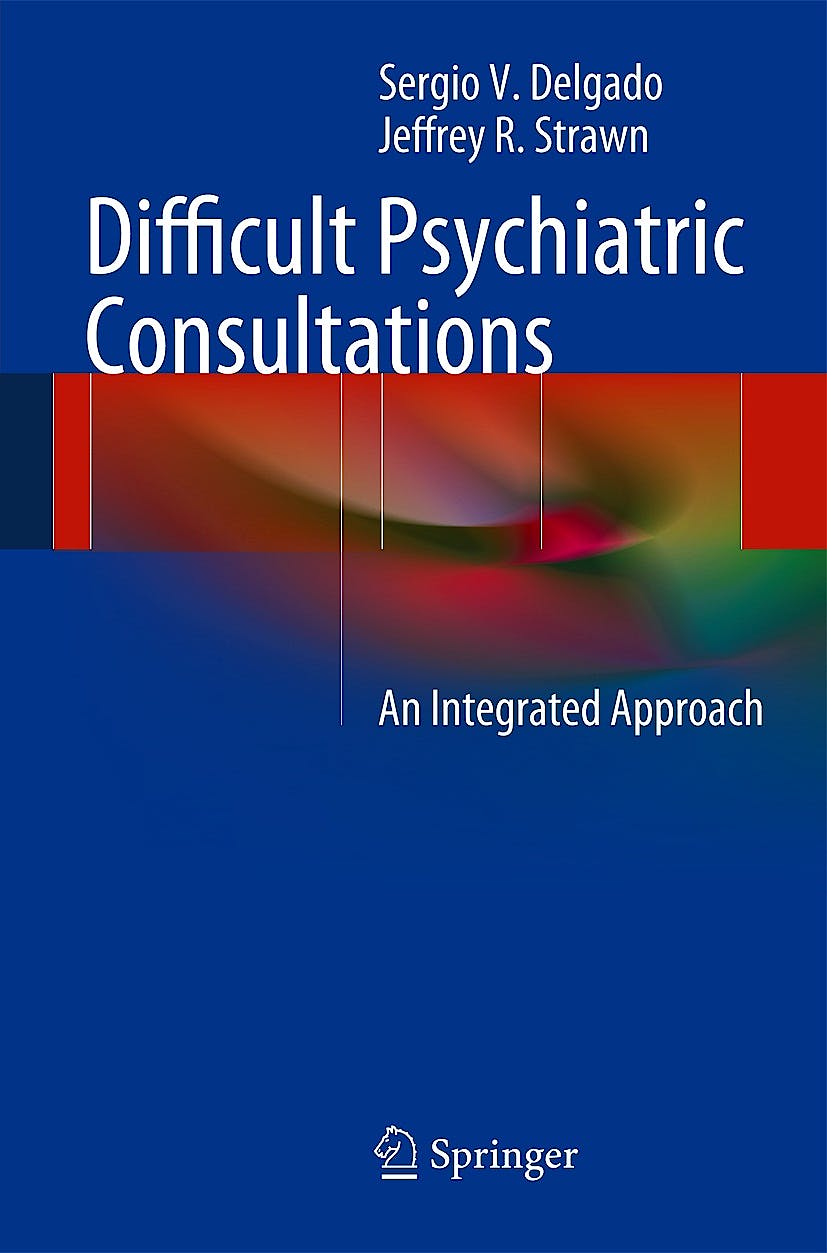 Portada del libro 9783642395512 Difficult Psychiatric Consultations. an Integrated Approach