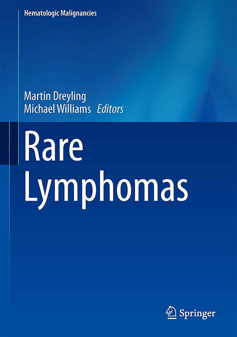Portada del libro 9783642395895 Rare Lymphomas (Hematologic Malignancies)