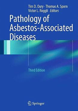 Portada del libro 9783642411922 Pathology of Asbestos-Associated Diseases