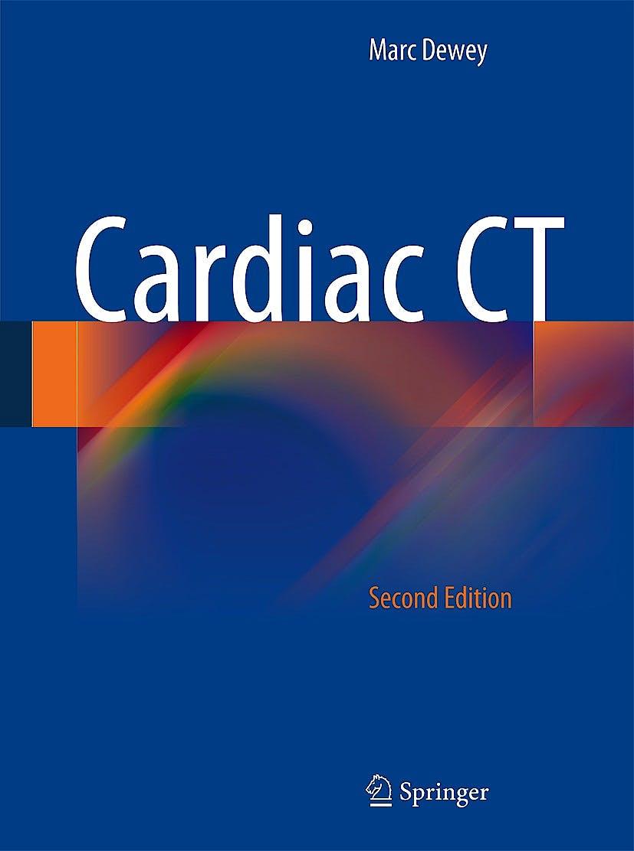 Portada del libro 9783642418822 Cardiac Ct