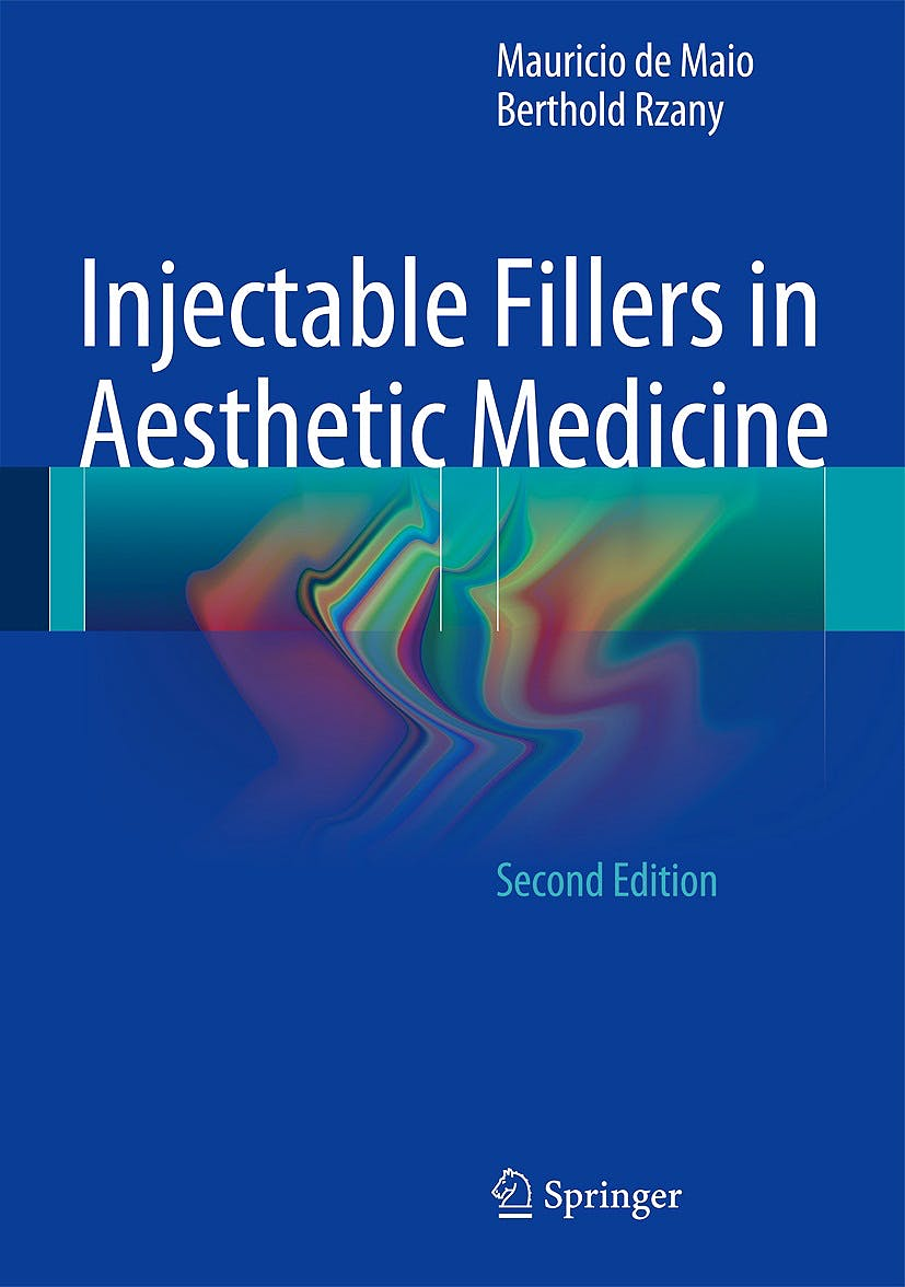 Portada del libro 9783642451249 Injectable Fillers in Aesthetic Medicine (Hardcover)