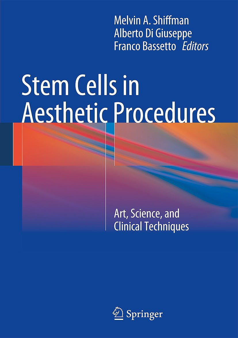 Portada del libro 9783642452062 Stem Cells in Aesthetic Procedures. Art, Science, and Clinical Techniques