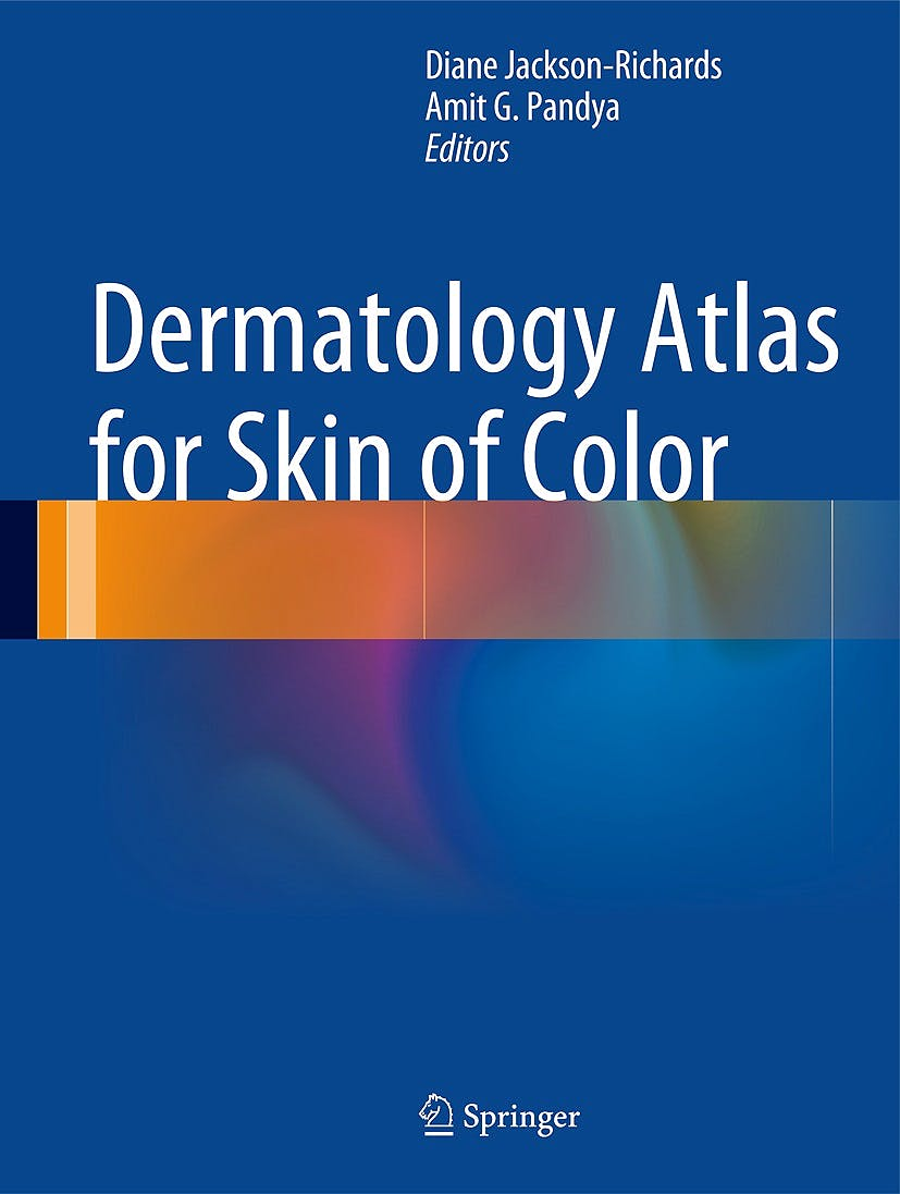 Portada del libro 9783642544453 Dermatology Atlas for Skin of Color