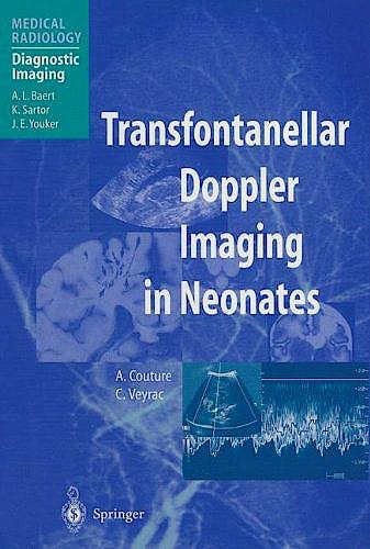 Portada del libro 9783642629679 Transfontanellar Doppler Imaging in Neonates