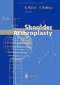 Portada del libro 9783642635540 Shoulder Arthroplasty