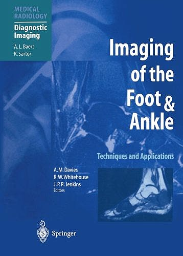 Portada del libro 9783642639500 Imaging of the Foot and Ankle. Techniques and Applications