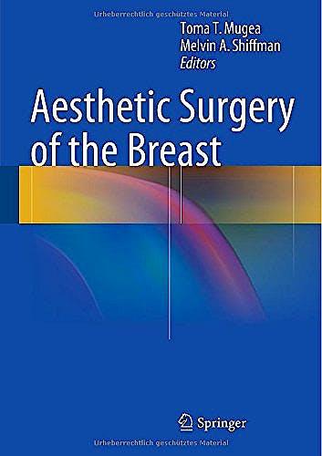 Portada del libro 9783662434062 Aesthetic Surgery of the Breast