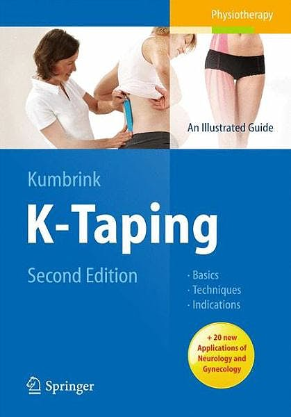 Portada del libro 9783662435724 K-Taping. An Illustrated Guide. Basics, Techniques, Indications