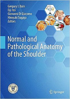Portada del libro 9783662457184 Normal and Pathological Anatomy of the Shoulder
