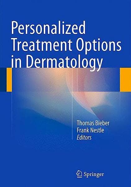 Portada del libro 9783662458396 Personalized Treatment Options in Dermatology