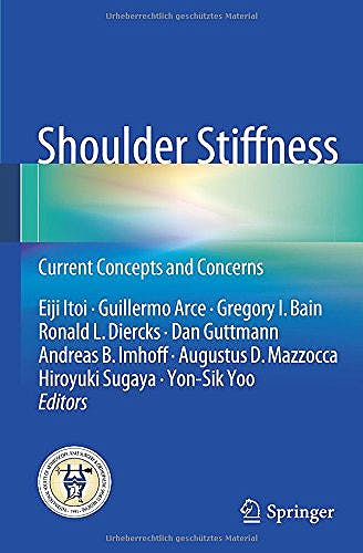Portada del libro 9783662463697 Shoulder Stiffness. Current Concepts and Concerns