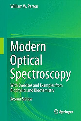 Portada del libro 9783662467763 Modern Optical Spectroscopy