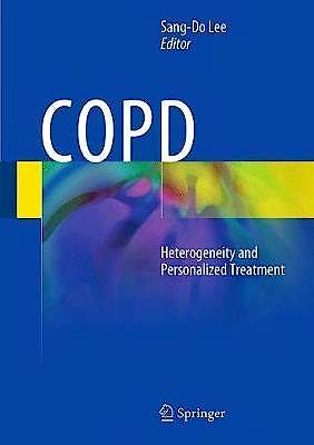 Portada del libro 9783662471777 COPD. Heterogeneity and Personalized Treatment