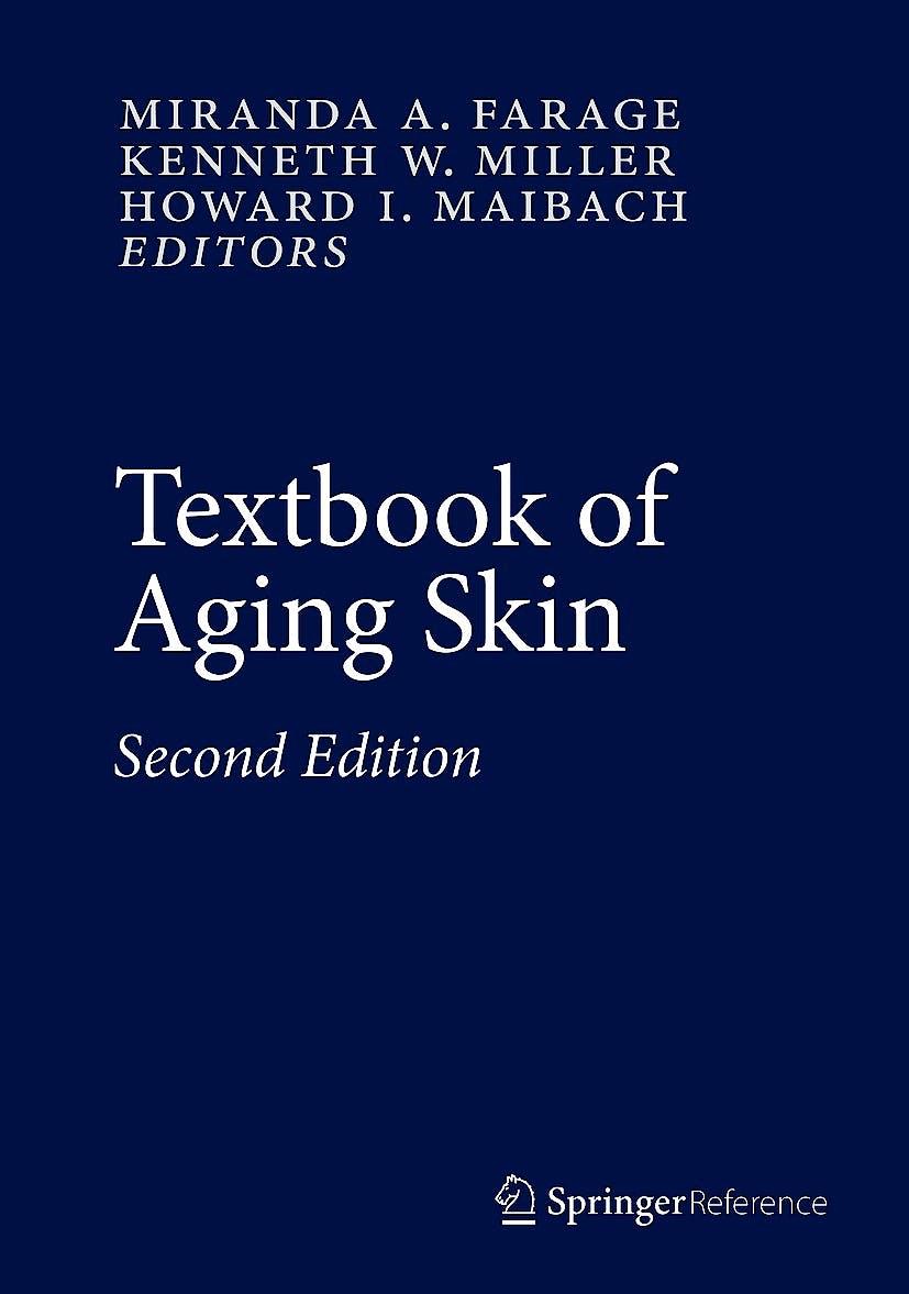 Portada del libro 9783662473979 Textbook of Aging Skin