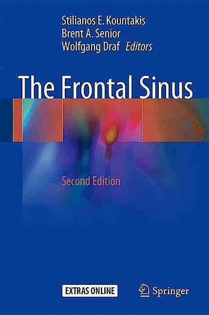 Portada del libro 9783662485217 The Frontal Sinus