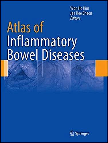 Portada del libro 9783662513552 Atlas of Inflammatory Bowel Diseases