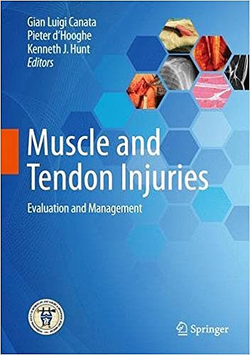 Portada del libro 9783662541838 Muscle and Tendon Injuries. Evaluation and Management